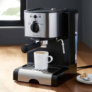 pump expresso as best coffee maker machine for home