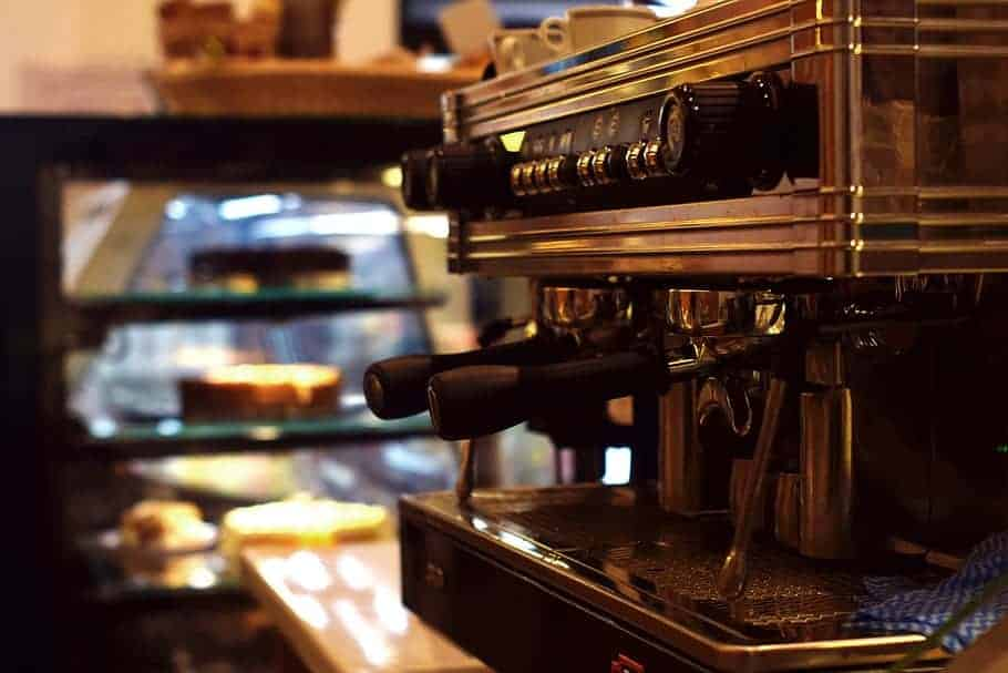 choose the best coffee machine for the shop