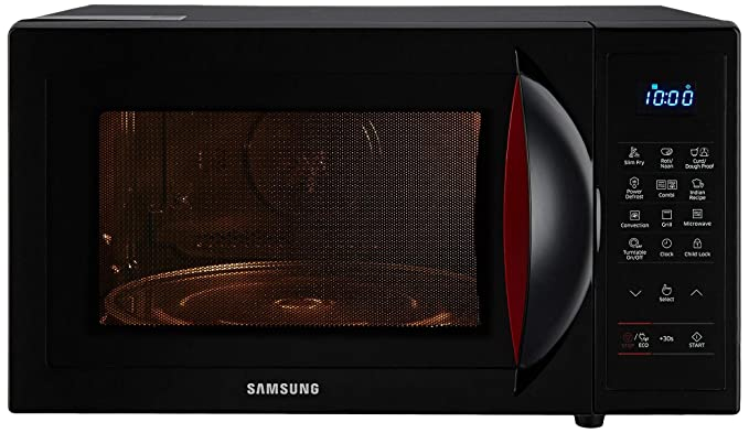types of microwave oven - convection
