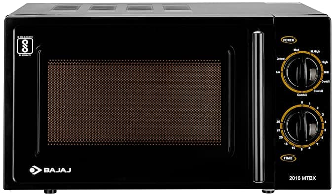 types of microwave oven - grill